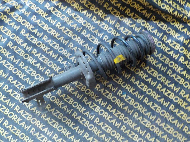 Стойка Chevrolet Cruze J300 F18D4 передняя правая