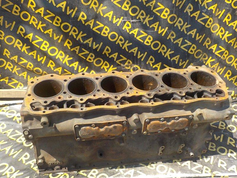 Блок цилиндров Mitsubishi Fuso FK416 6D15