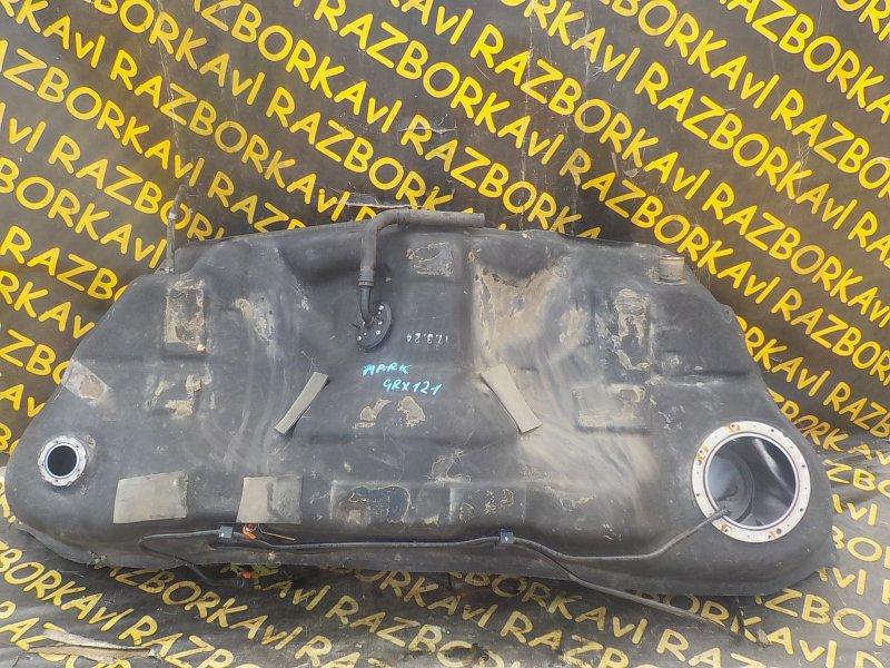 Бензобак Toyota Mark X GRX121 3GRFSE