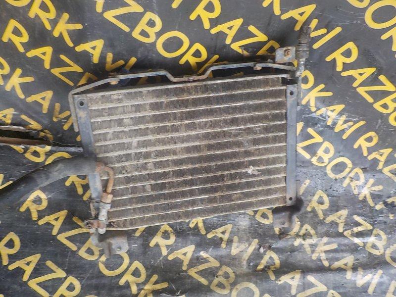 Радиатор кондиционера Toyota Dyna 14B