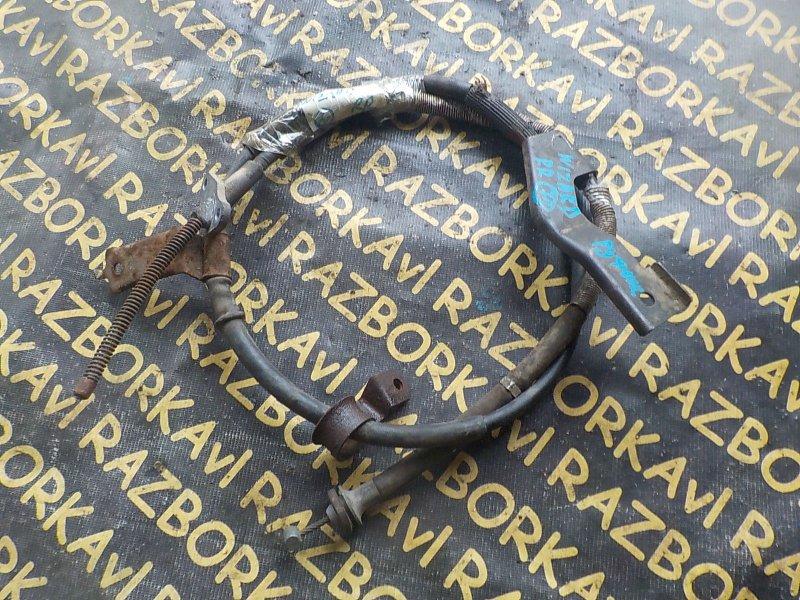 Тросик ручника Isuzu Wizard UES73FW 4JX1 задний правый