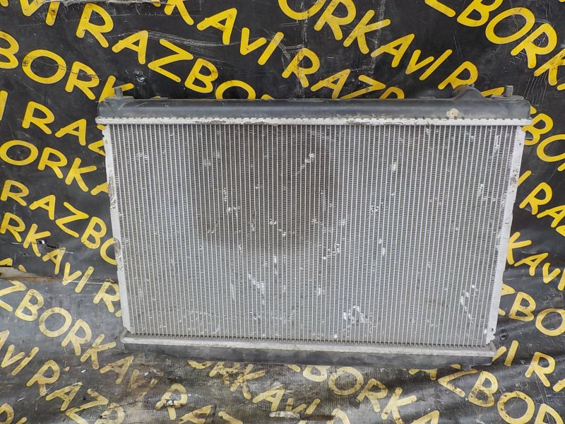 Радиатор основной Mazda Demio DY3R ZJVE