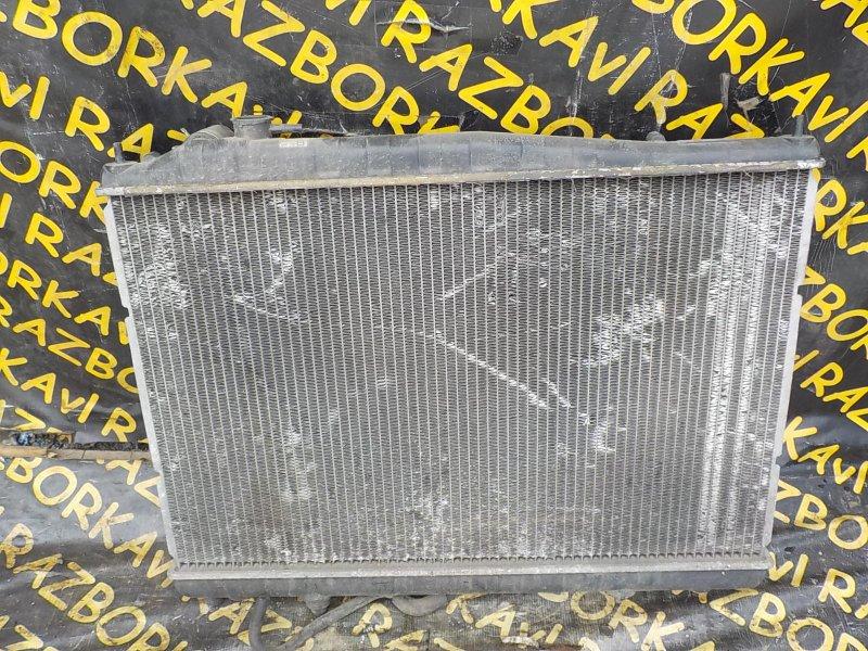 Радиатор основной Nissan Cedric PY33 VQ30E 1995