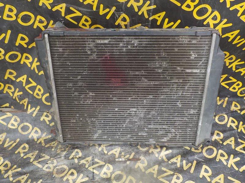 Радиатор основной Toyota Hiace LH178 2L