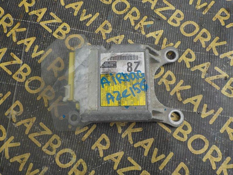 Блок управления airbag Toyota Blade AZE154 2AZFE