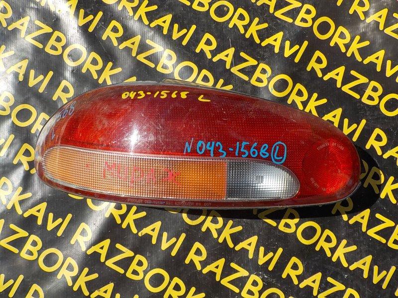 Стоп-сигнал Mitsubishi Mirage CA1A задний левый