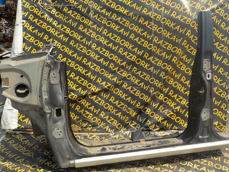 Стойка кузова средняя Isuzu Bighorn UBS69 левая