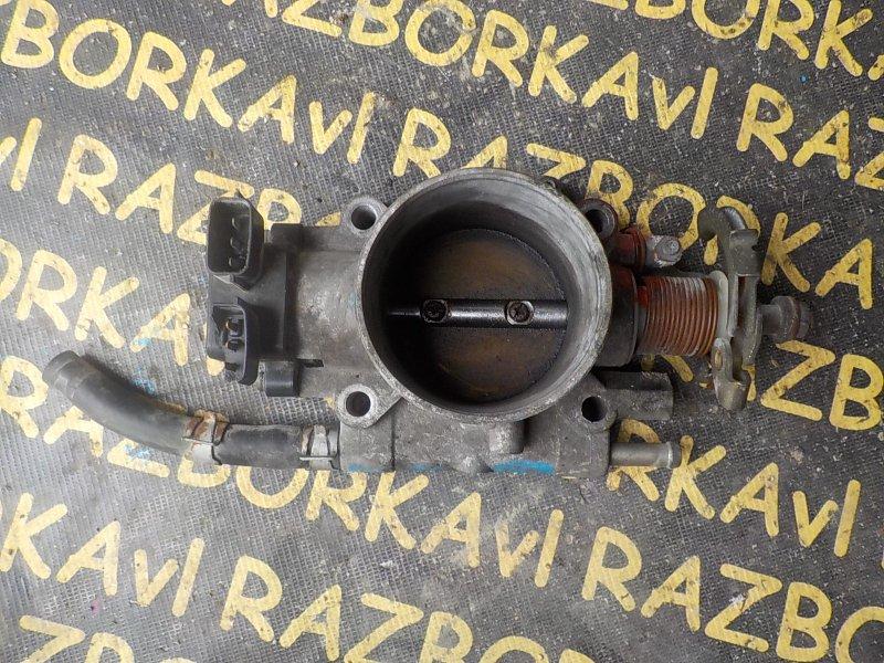 Дроссельная заслонка Nissan Skyline ENR34 RB20DE
