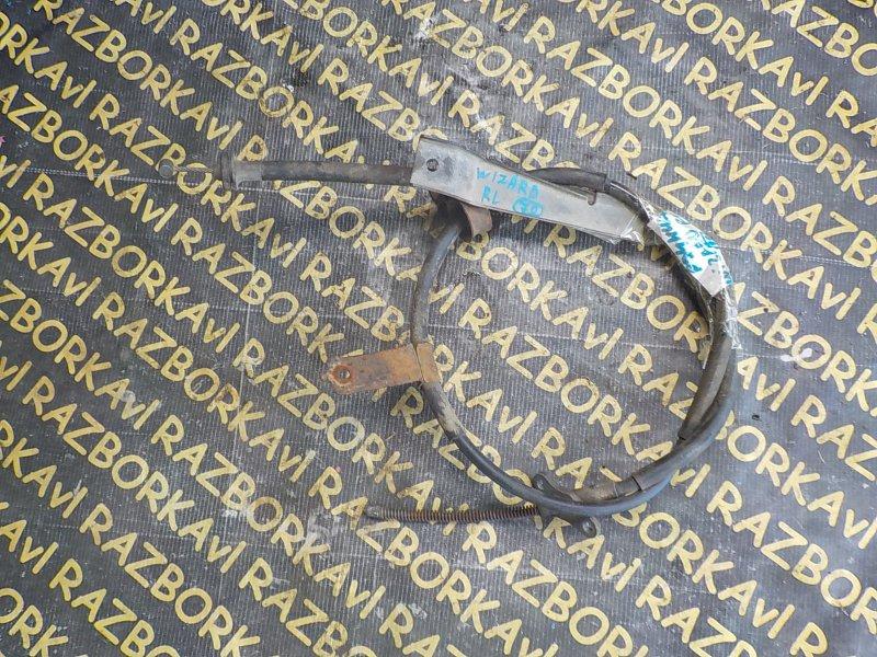 Тросик ручника Isuzu Wizard UES73 4JX1 задний левый