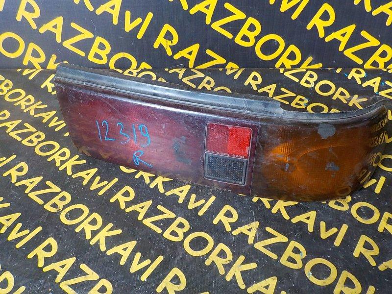 Стоп-сигнал Toyota Sprinter Trueno AE92 задний правый