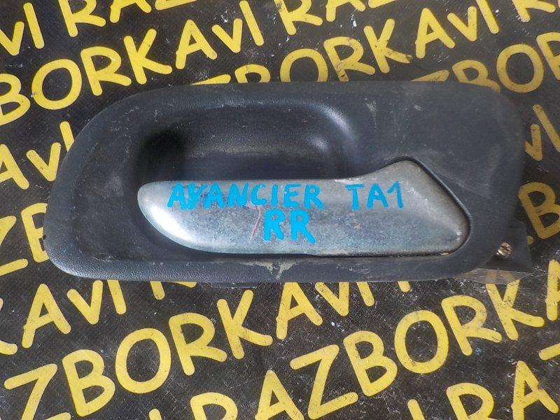 Ручка двери внутренняя Honda Avancier TA1 задняя правая
