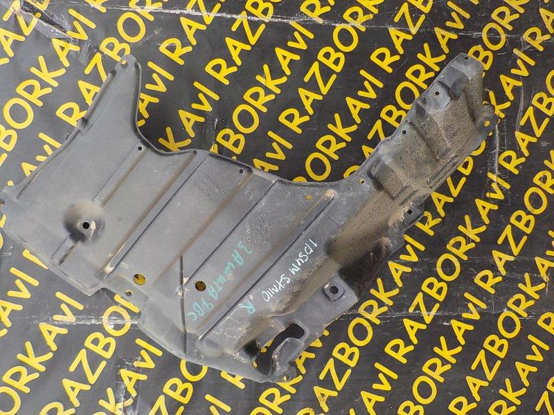 Защита двигателя Toyota Ipsum SXM10 передняя правая