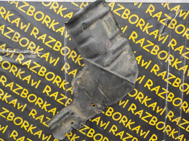 Защита двигателя Toyota Raum EXZ15 передняя правая