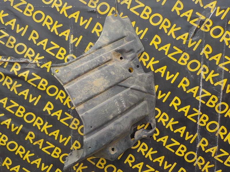 Защита двигателя Toyota Ipsum SXM10 передняя левая