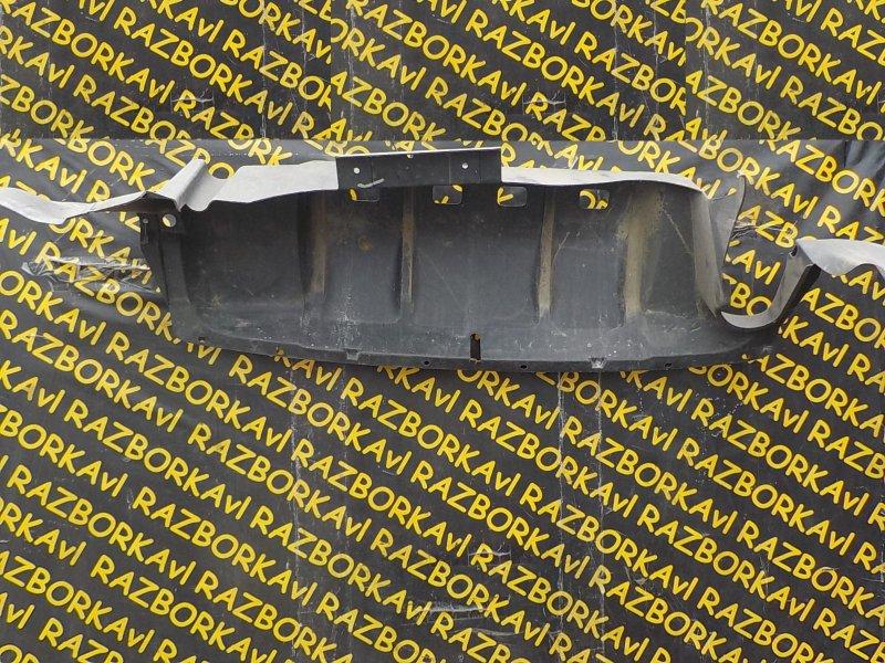 Накладка на бампер Honda Hr-V GH1 D16A 1998 задняя