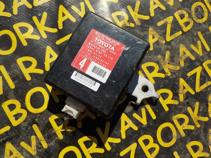 Блок управления дверьми Toyota Vitz KSP90 1KRFE