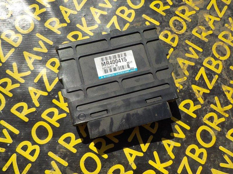 Блок управления abs Mitsubishi Delica PA3V 4D56