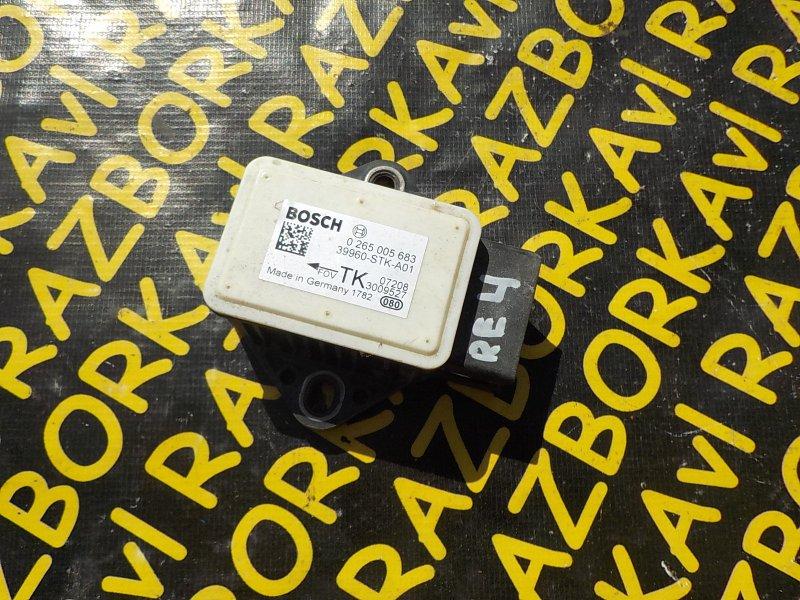 Электронный блок Honda Cr-V RE3 K24A 2006
