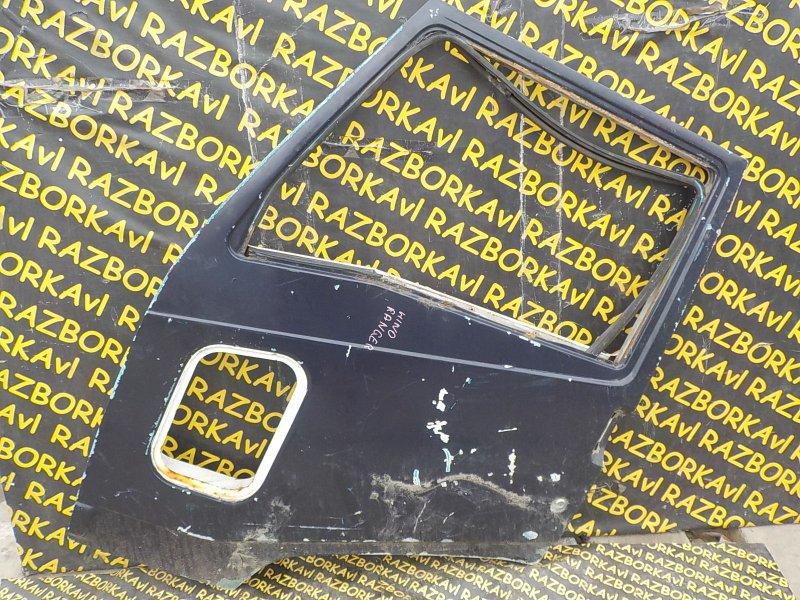 Дверь Hino Ranger FC170A H07C передняя левая