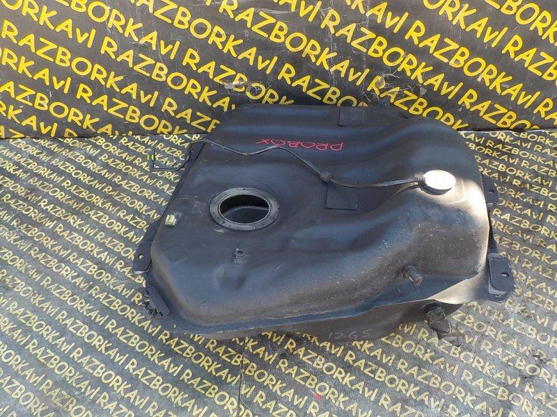 Бензобак Toyota Probox NCP58 1NZFE