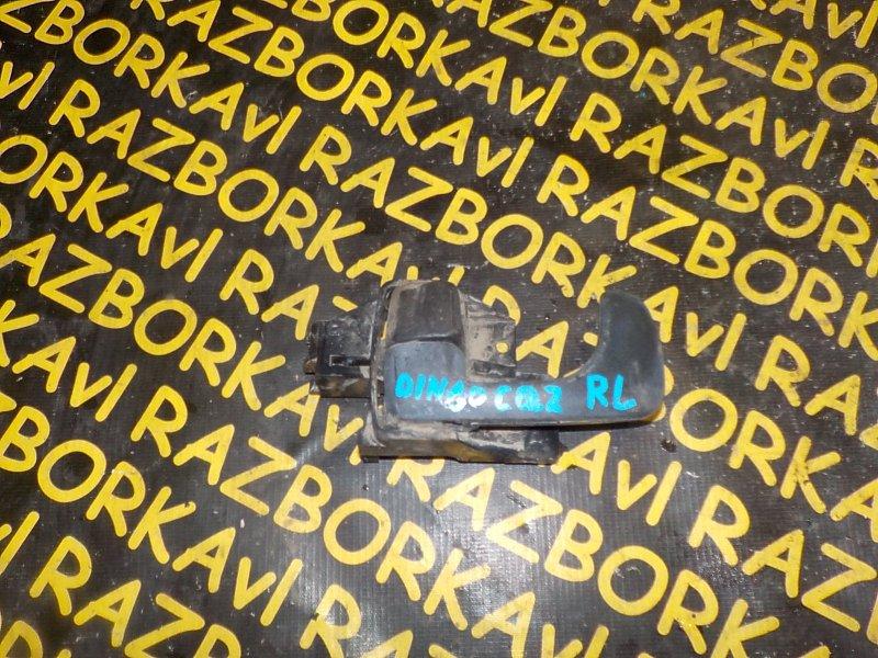 Ручка двери внутренняя Mitsubishi Dingo CQ1A 4G15 1998 задняя левая