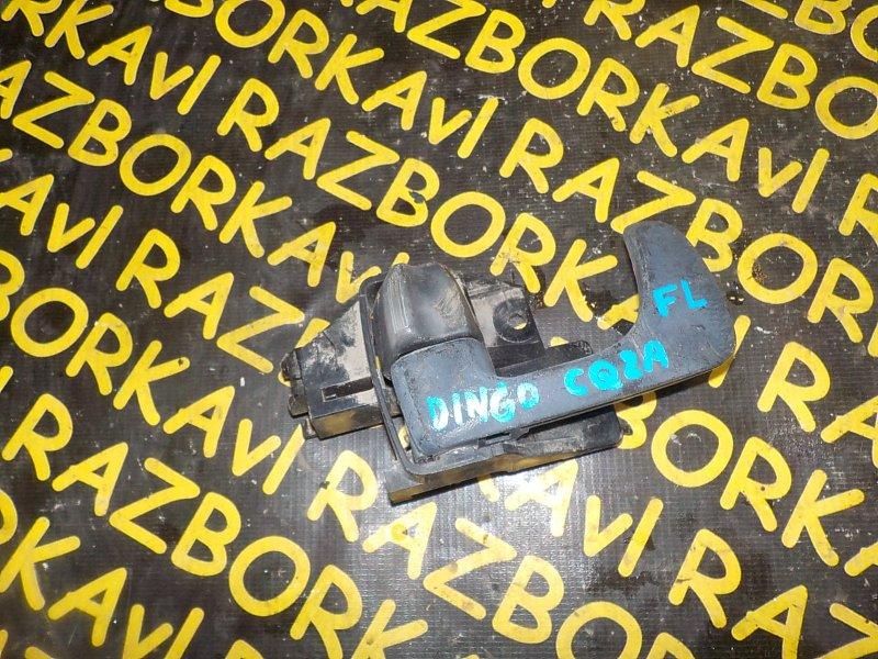 Ручка двери внутренняя Mitsubishi Dingo CQ1A 4G15 1998 передняя левая