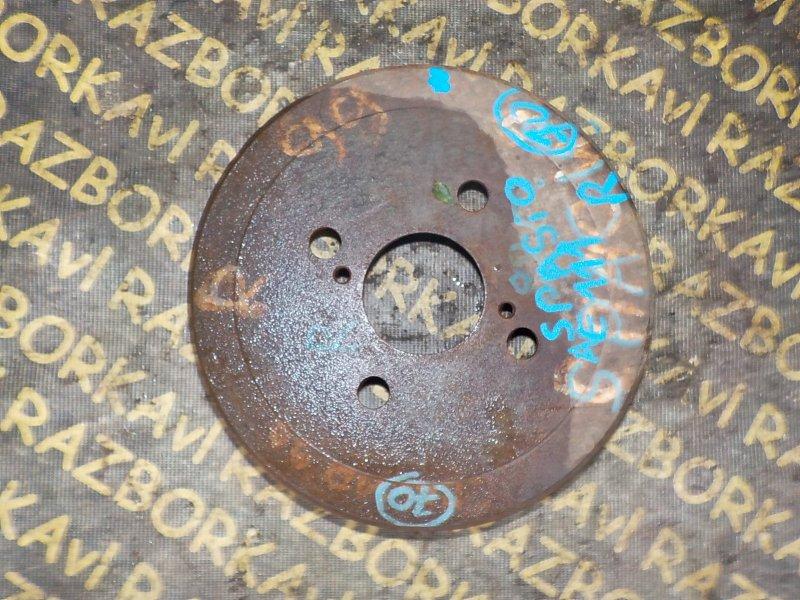 Тормозной барабан Toyota Corolla Spacio AE111 4AFE задний правый