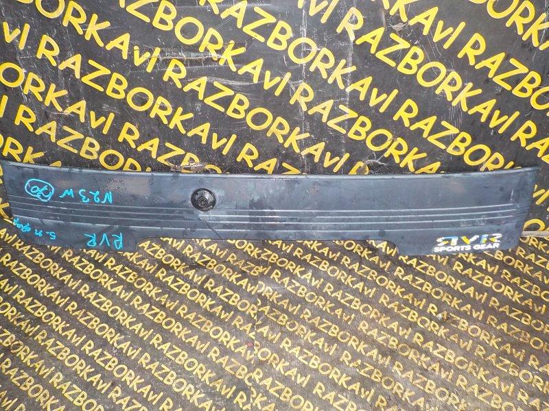 Дверь задняя Mitsubishi Rvr N23W