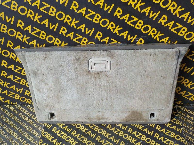 Ванночка в багажник Mitsubishi Challenger K96W 6G72