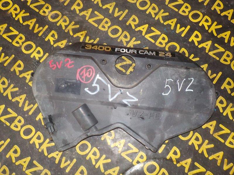 Защита грм Toyota Grand Hiace VCH10 5VZFE 1997