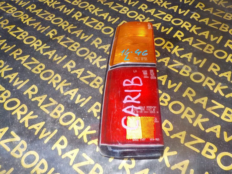 Стоп-сигнал Toyota Sprinter Carib AL25 задний левый