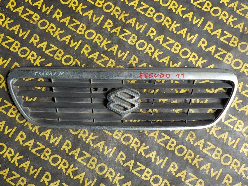 Решетка радиатора Suzuki Wagon R Plus MA63S K10A 1999 передняя