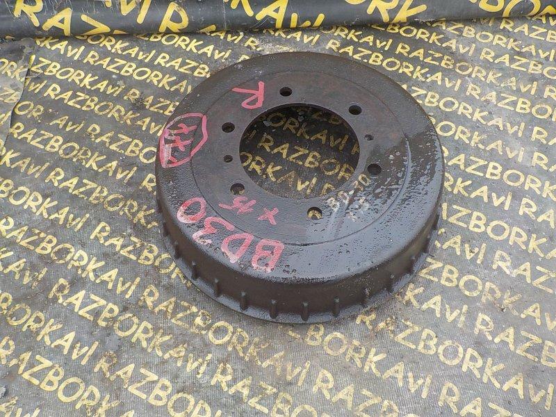 Тормозной барабан Nissan Atlas W2H41 BD30 задний правый