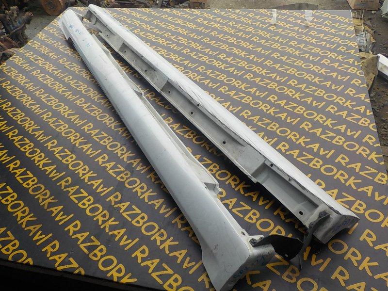 Порог Toyota Mark X GRX120 3GRFSE