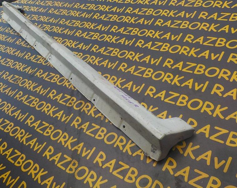 Накладка на порог Suzuki Wagon R Plus MA63S K10A 1999 правая