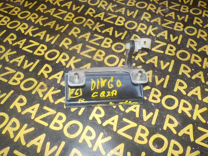 Ручка задней двери Mitsubishi Dingo CQ1A 4G15 1998 задняя