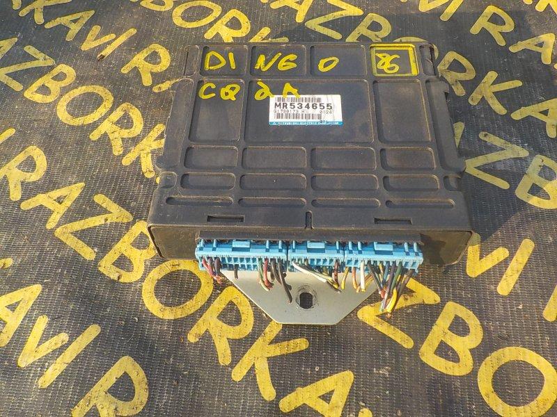 Блок управления efi Mitsubishi Dingo CQ2A 4G15 1998