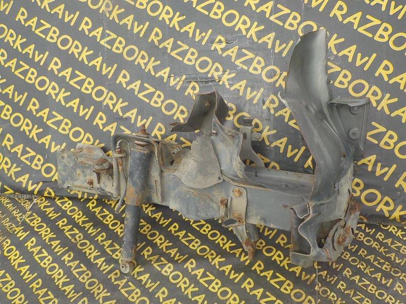 Лонжерон Toyota Granvia VCH16W 3RZFE 1997 передний правый
