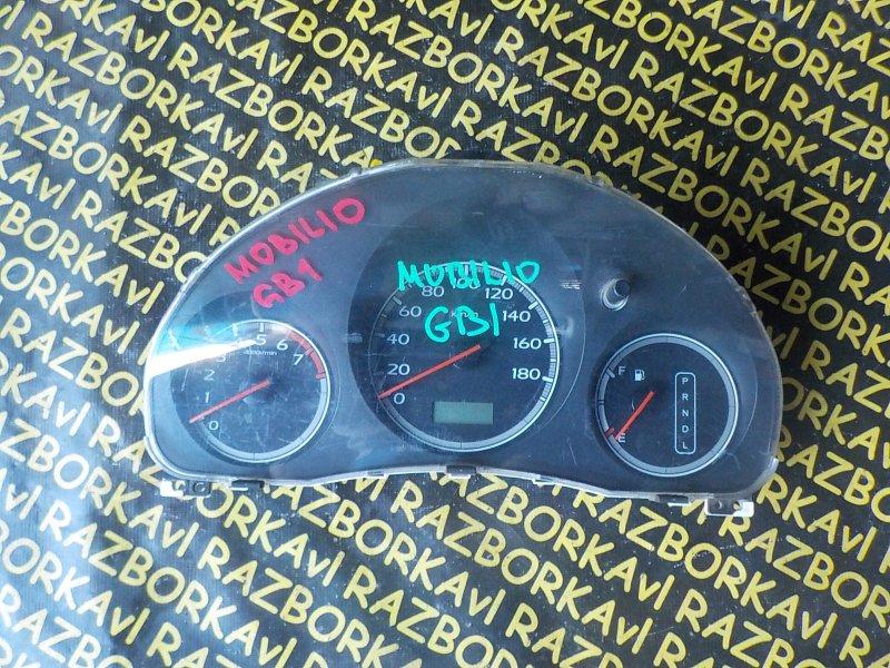Спидометр Honda Mobilio GB1 L15A