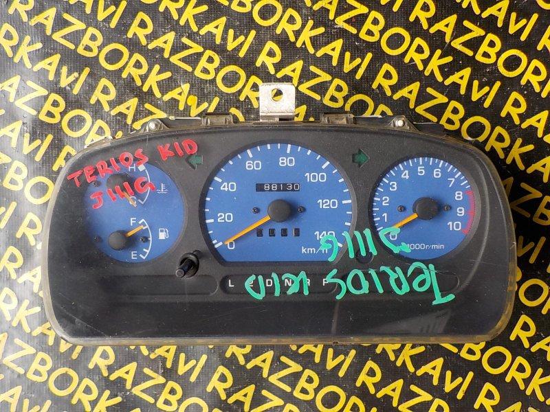 Спидометр Daihatsu Terios Kid J111G EFDEM 1998