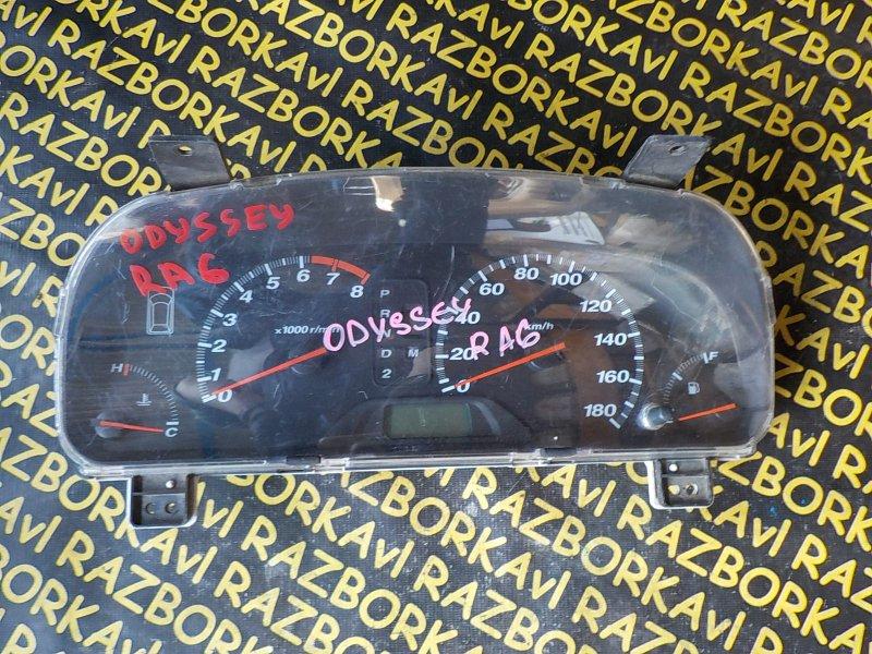 Спидометр Honda Odyssey RA6 F23A