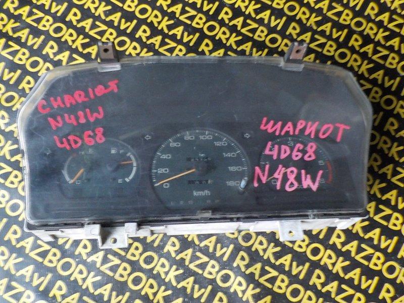 Спидометр Mitsubishi Chariot N48W 4D68