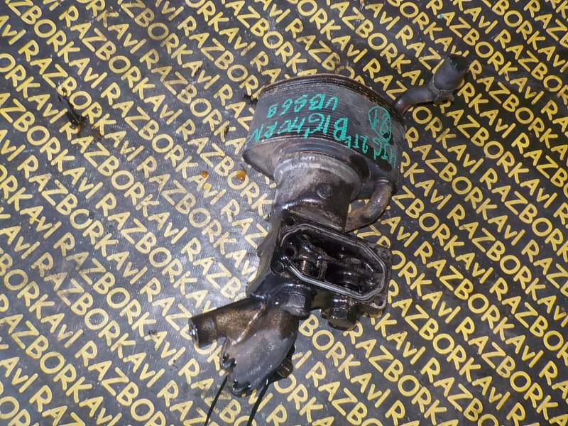 Теплообменник Isuzu Bighorn UBS69 4JG2TE