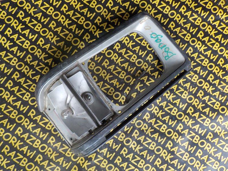 Очки на фары Mazda Bongo SSF8W передние правые