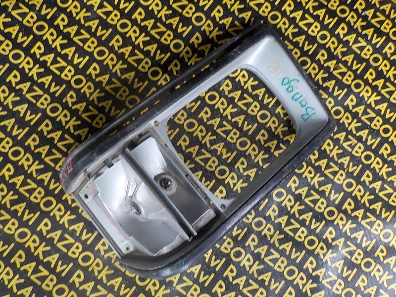 Очки на фары Mazda Bongo SSF8W передние левые