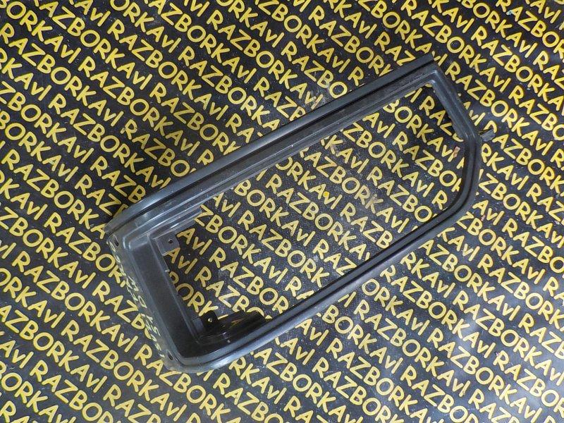 Очки на фары Isuzu Fargo NFR62 передние левые