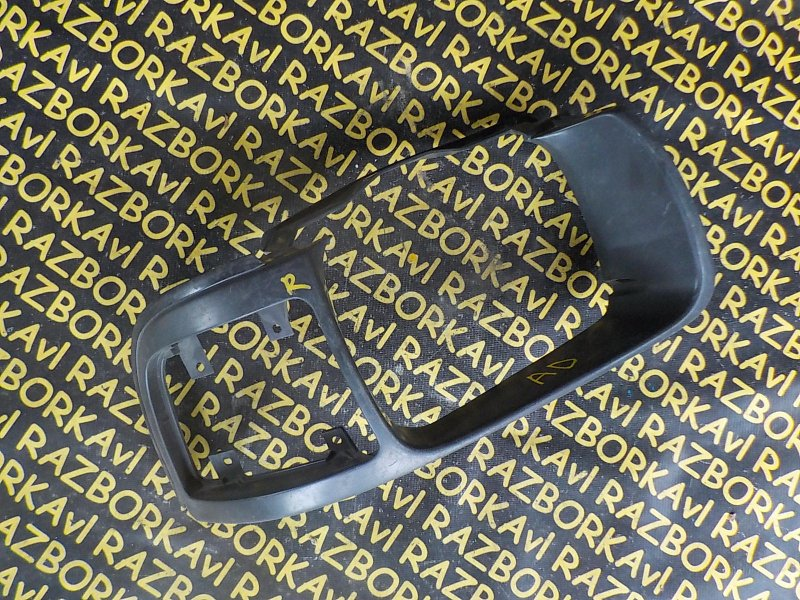 Очки на фары Nissan Ad VENY10 GA13DS 1990 передние правые