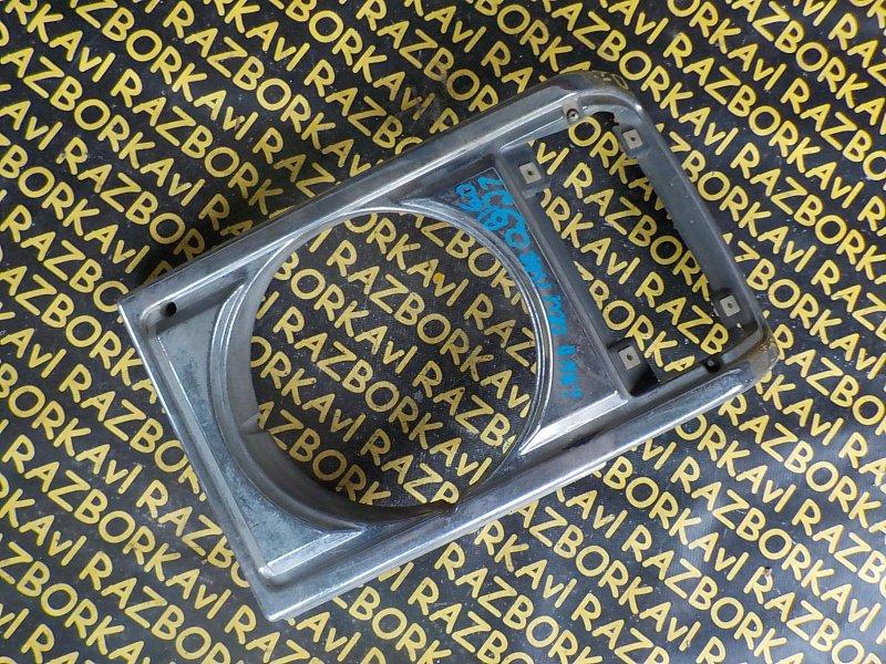 Очки на фары Toyota Land Cruiser BJ60 передние левые