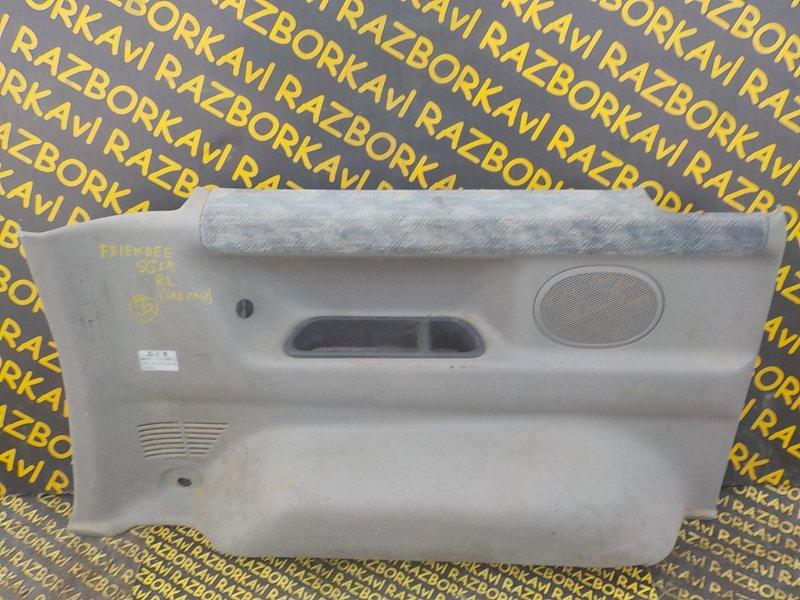 Обшивка салона Mazda Bongo Friendee SGLR WLT 1995 задняя левая