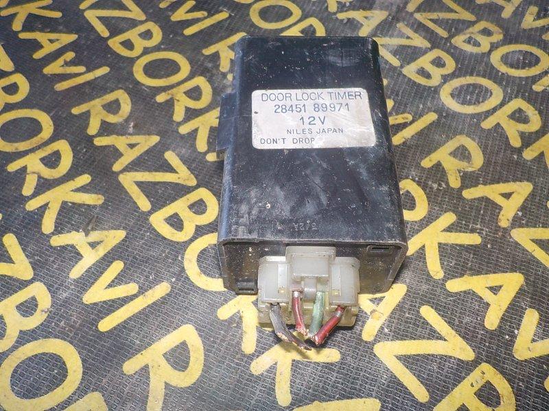 Блок управления дверьми Nissan Serena KVNC23 CD20T